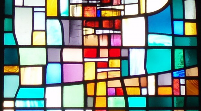 Botwell Church Windows 2