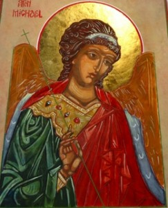 Icon Michael Archangel
