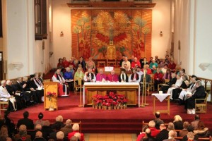 Choir bishops & guests