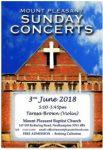3 June concert