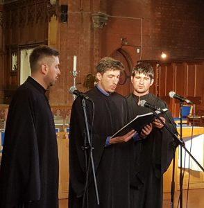 2018-07-02 Orthodox singers